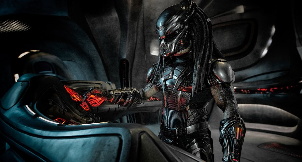 Director shane blacks the predator