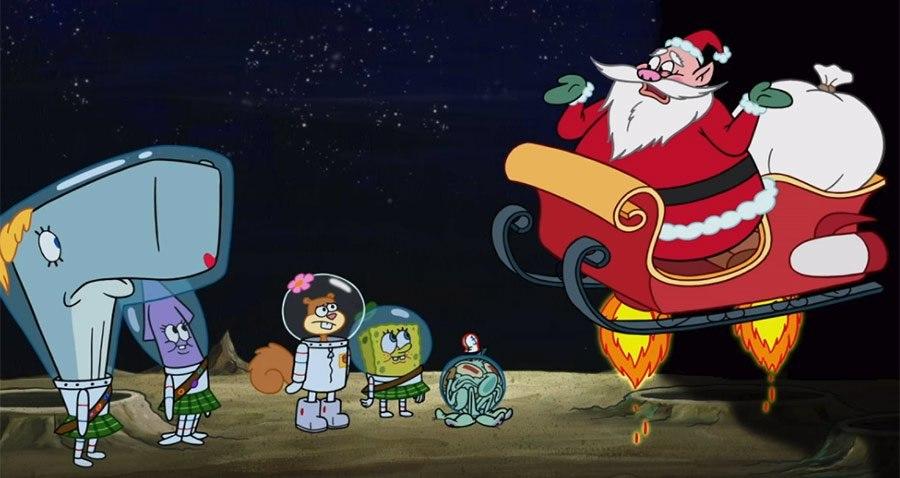 'SpaceBob MerryPants' airs Sunday, November 25, at 11:00 a.m. (ET/PT). SpongeBob ...