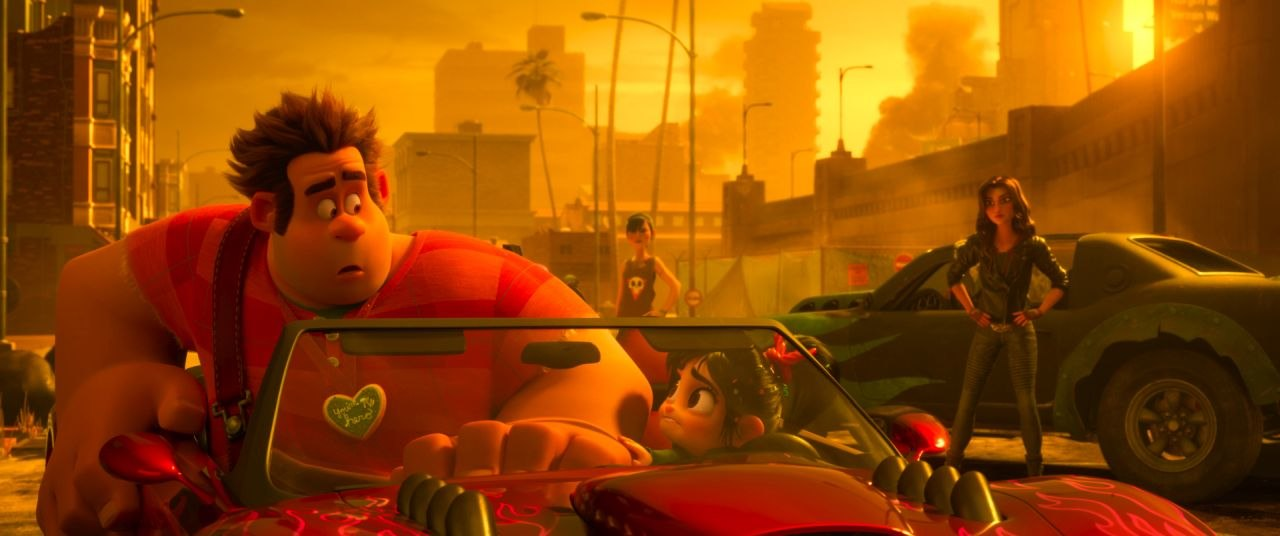 Review Ralph Breaks The Internet Animation World Network
