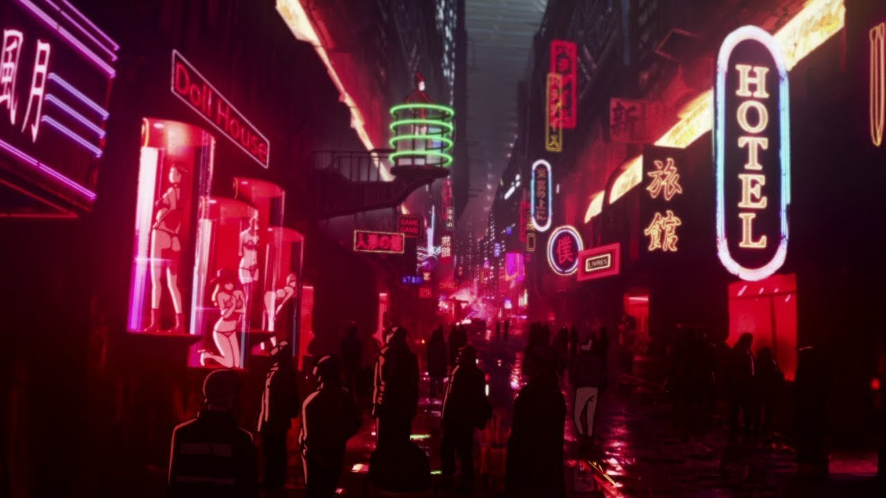 Animated 'Blade Runner' Series in the Works for Adult Swim and Crunchyroll