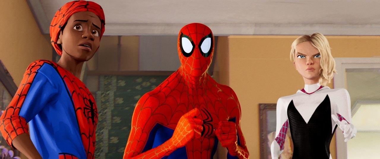 Spiderman Animerad Film