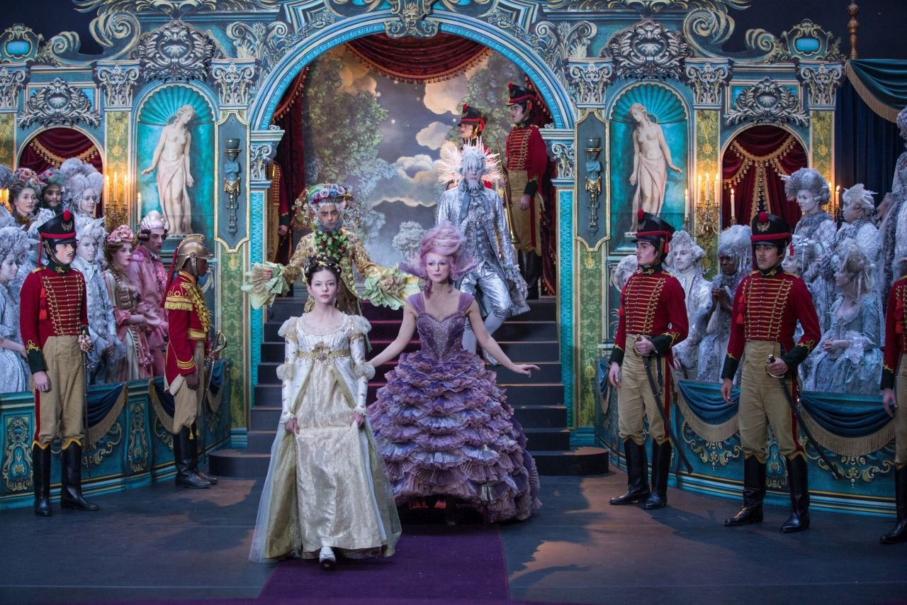 Fantasy Worlds and Characters Abound in Disney's 'Nutcracker and the