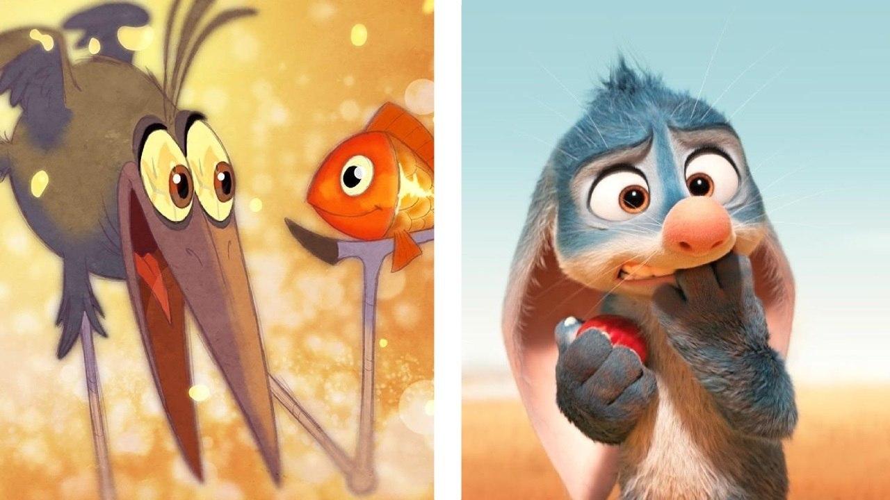 WATCH: DreamWorks Animation Releases 'Bird Karma,' 'Bilby