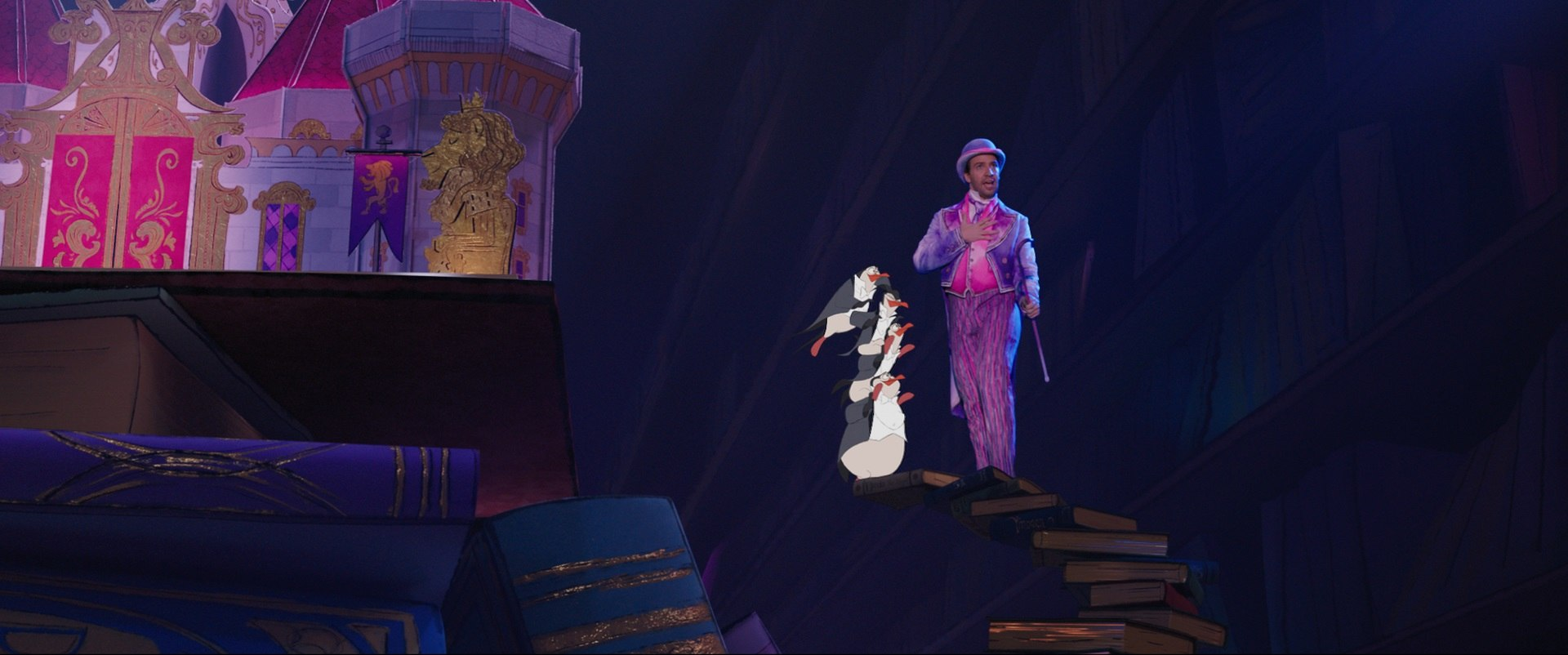 Animated Characters Abound In Mary Poppins Returns Animation World Network