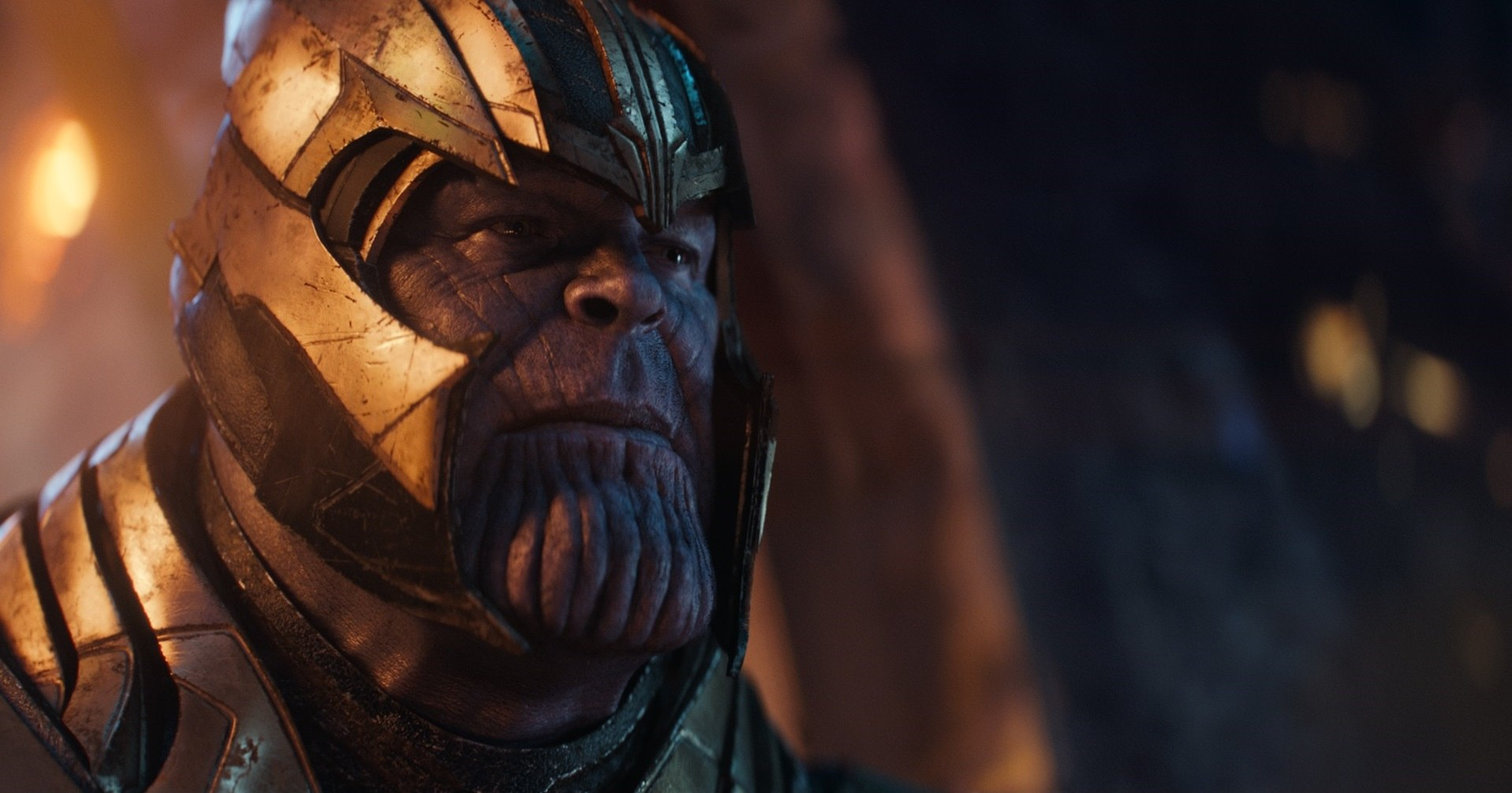 Capturing Thanos How The Ultimate Avengers Adversary Was Brought