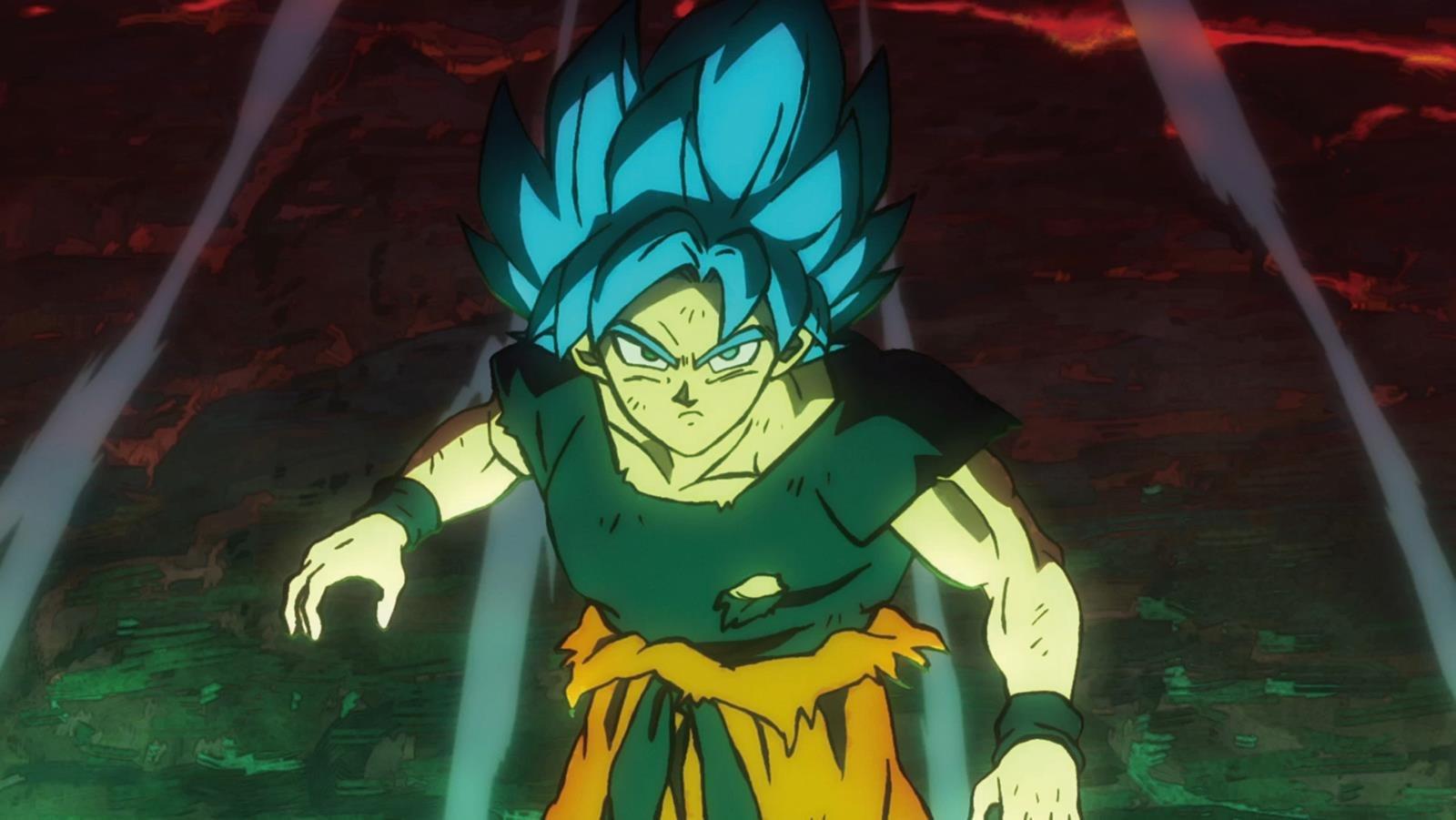 Dragon Ball Super Broly Goes Super Saiyan With 1 U S Box Office