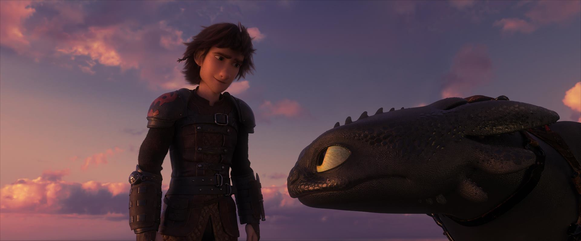 Designing The Spectacular Realm Of The Dragons For Dreamworks