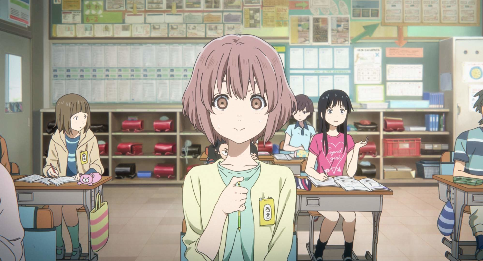 CLIP: Naoko Yamada's 'A Silent Voice' Now Available on Blu