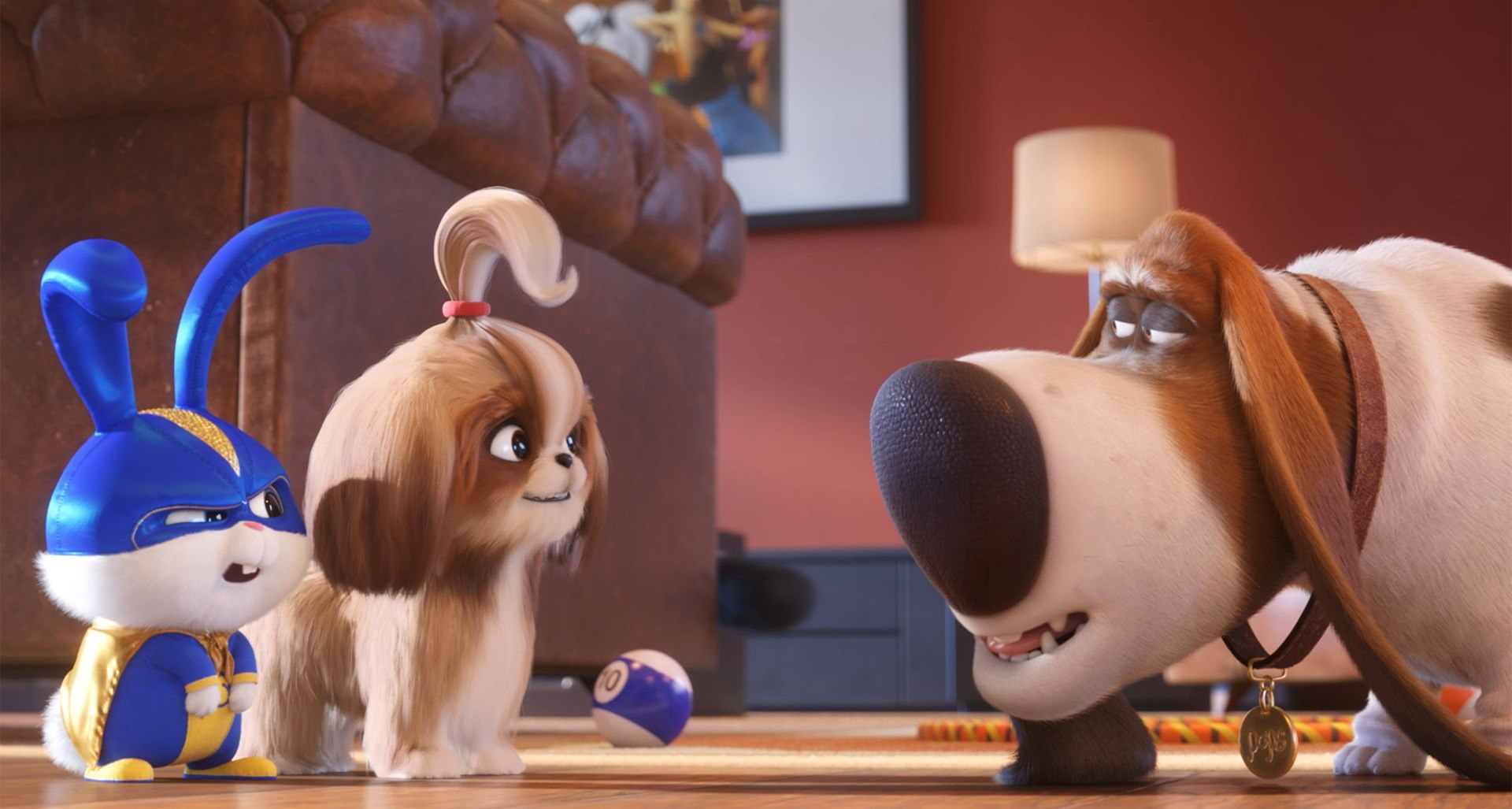 Watch Secret Life Of Pets 2 Celebrates National Pets Day With New Trailer Snapchat Lenses Animation World Network