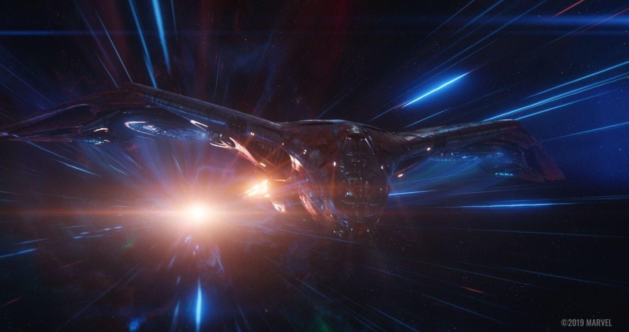 Cinesite Revisits Marvel Classics To Deliver Avengers Endgame Vfx