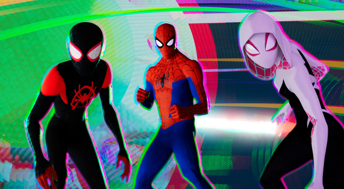 WATCH: Danny Dimian Talks 'Spider-Man: Into the Spider-Verse' VFX at