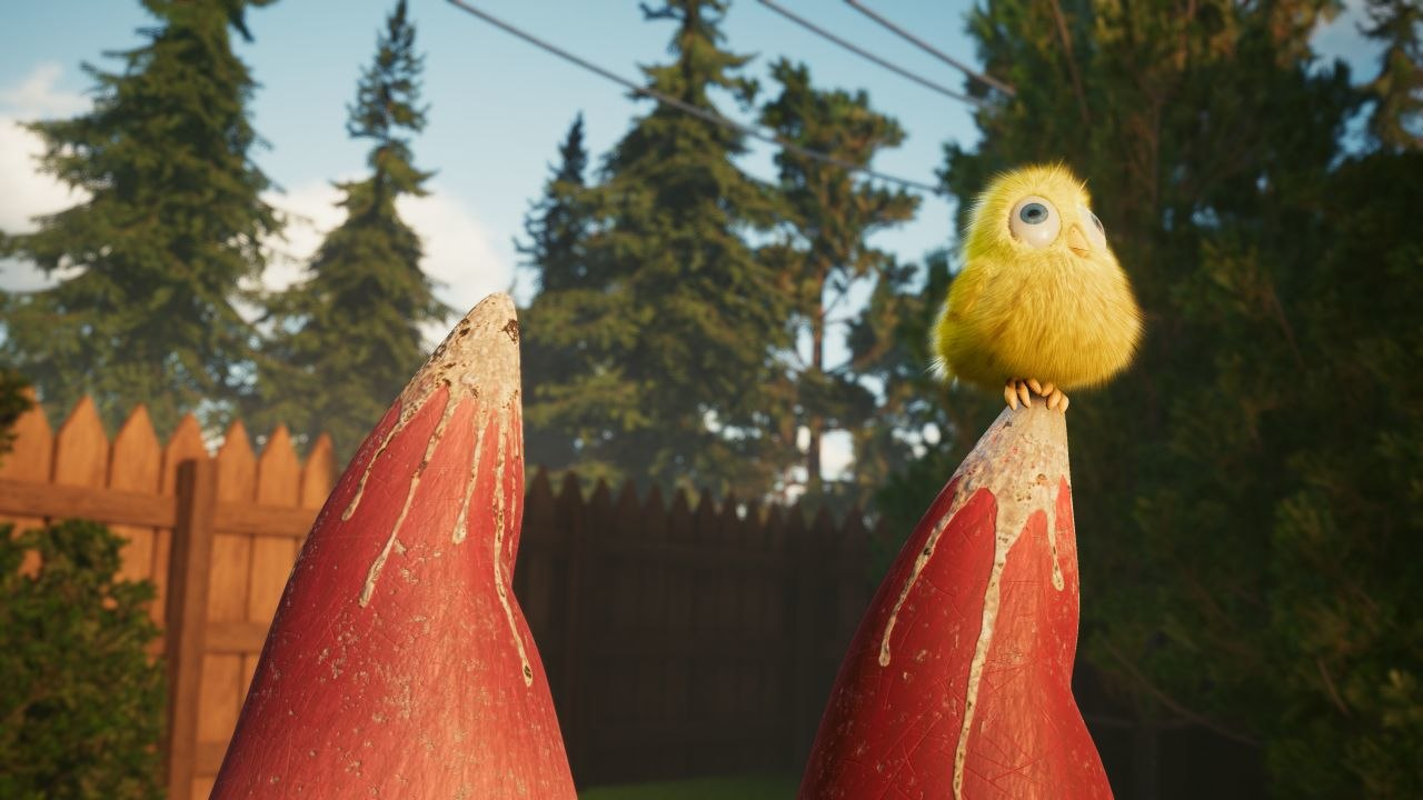Unity Releases CG Short 'Sherman' to Showcase Real-Time Production