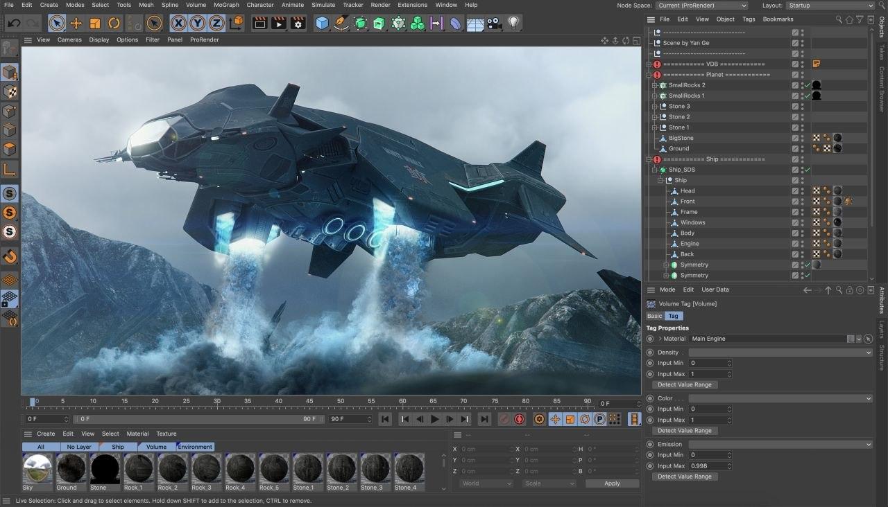 Maxon Announces Cinema 8D Release 8 at SIGGRAPH 8  Animation