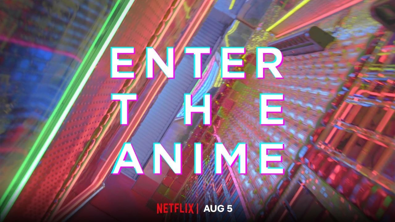 Enter the Anime' Documentary Now Streaming on Netflix | Animation