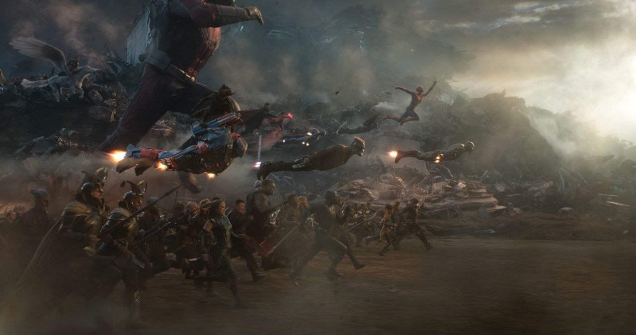 Avengers Endgame Out Today On 4k Ultra Hd Blu Ray Dvd