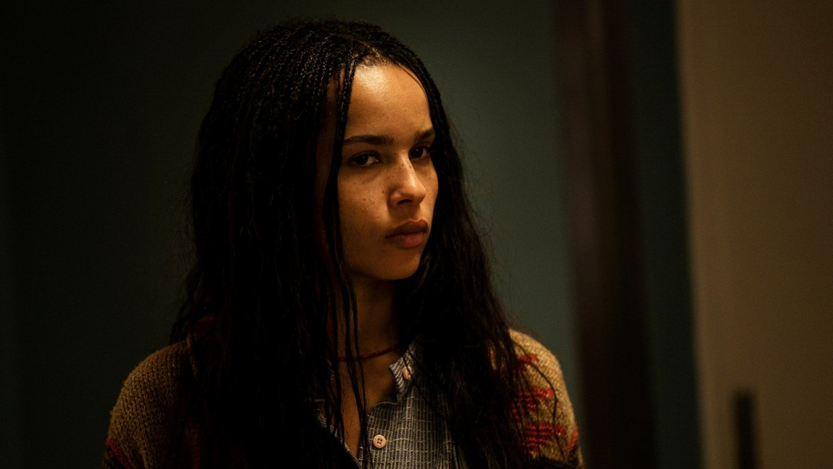Zoe Kravitz Set To Sharpen Claws As New Catwoman Animation