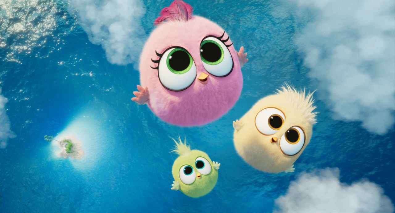 Exclusive Clip Go Behind The Scenes With The Hatchlings Of The
