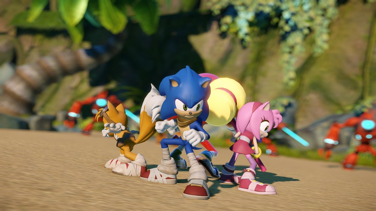 Sonic Boom Bill Freiberger S Hilarious Trope Busting Kids Show Animation World Network
