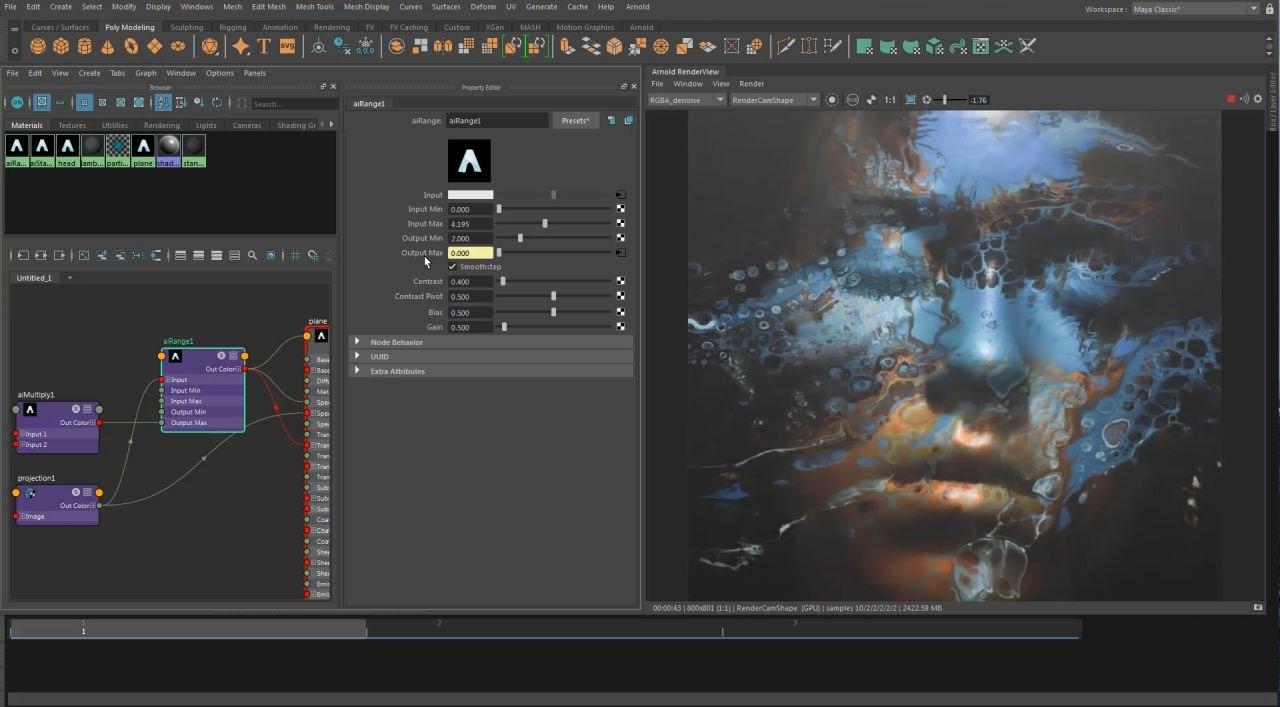 3D Graphic Design Tools: humritha