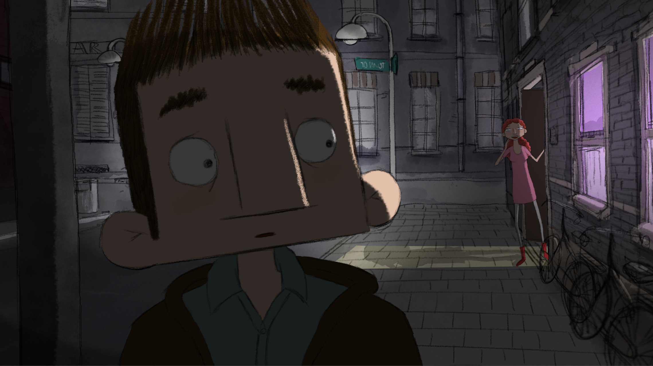 Mind My Mind Exploring The Complex Inner World Of Autism Through Animation Animation World Network