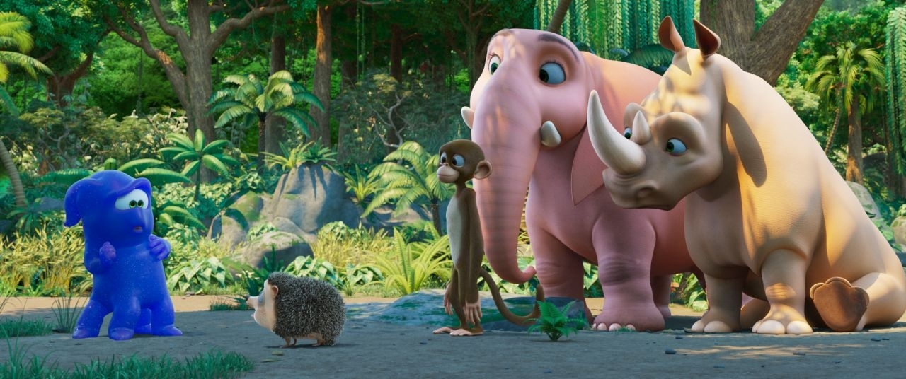 Jungle Beat The Movie Released Today Animation World Network