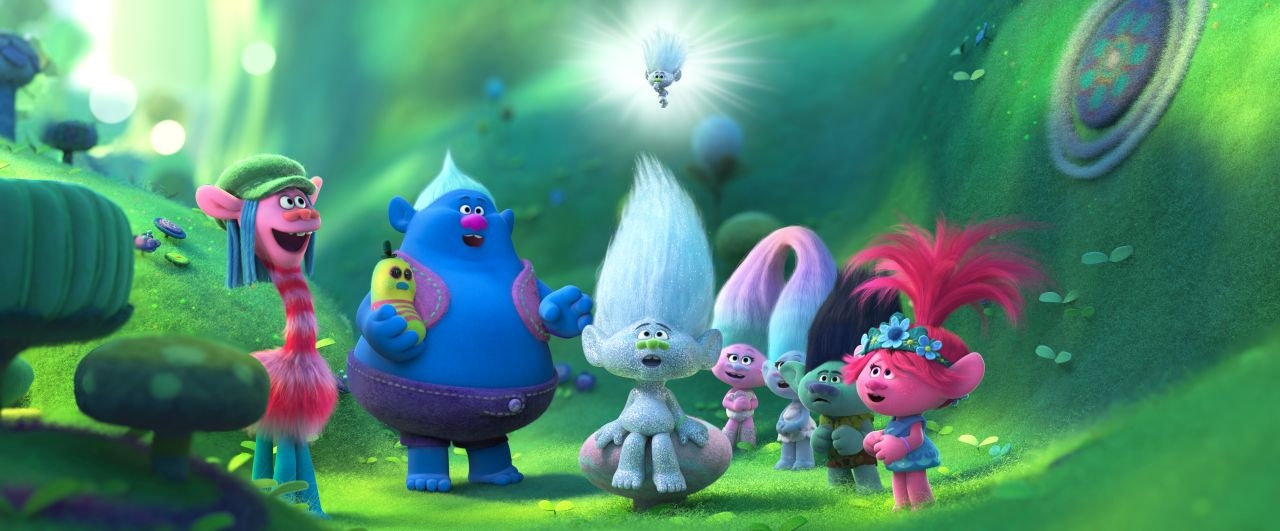 Gina Shay Talks 'Trolls World Tour' Diversity and Dance Parties | Animation World Network