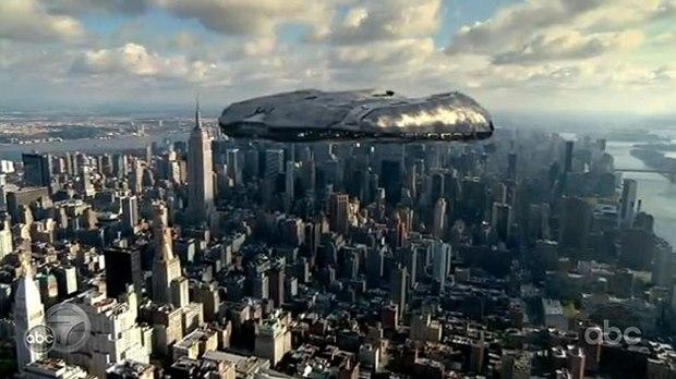 V' For AweInspiring VFX Animation World Network Impressive Inspirational Alien City