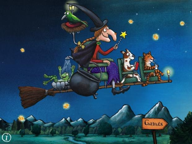 Room on The Broom\' Flies onto iTunes | Animation World Network