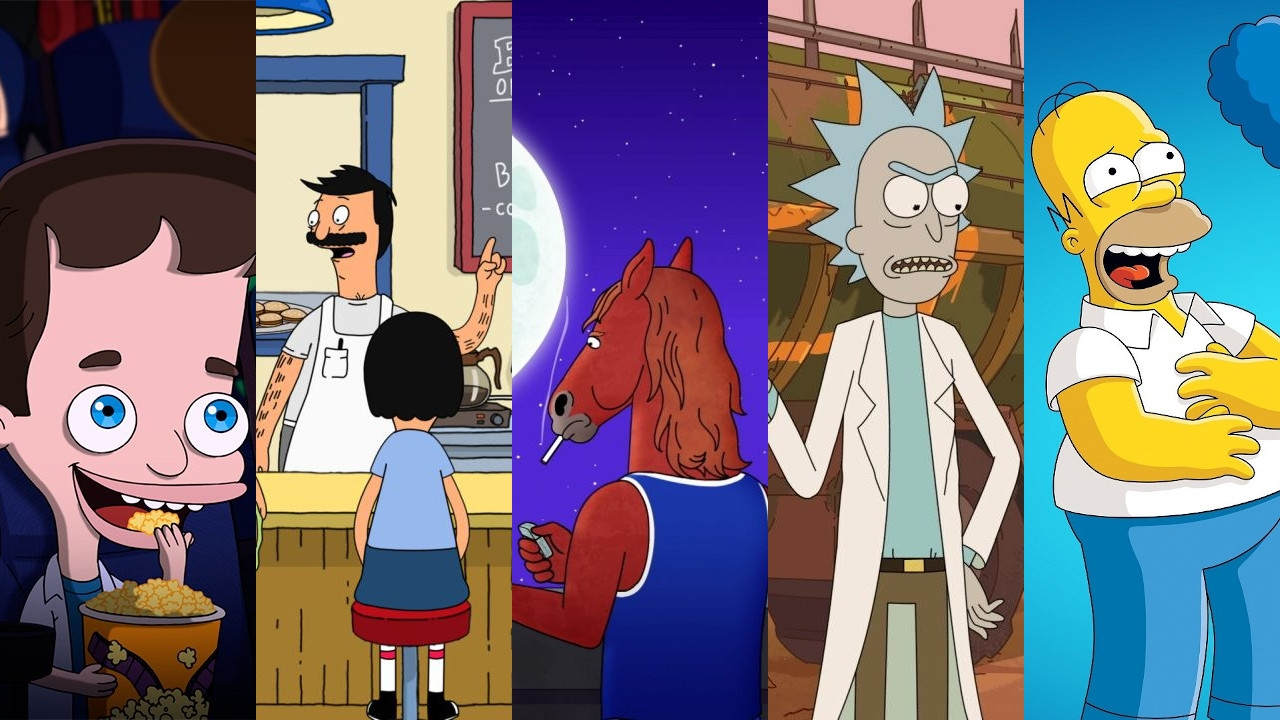 Breaking Down The 72nd Emmy Award Nominations Animation World Network