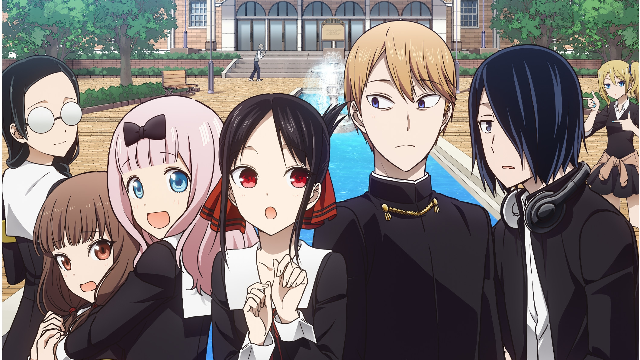 Kaguya-sama: Love is War' Season 2 to Simulcast Exclusively this ...