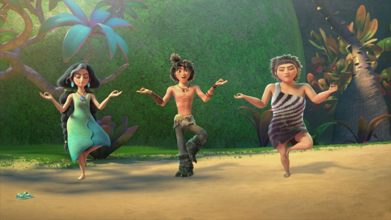 The Croods: Family Tree': A Modern Take on Prehistoric Domestic Bliss    Animation World Network