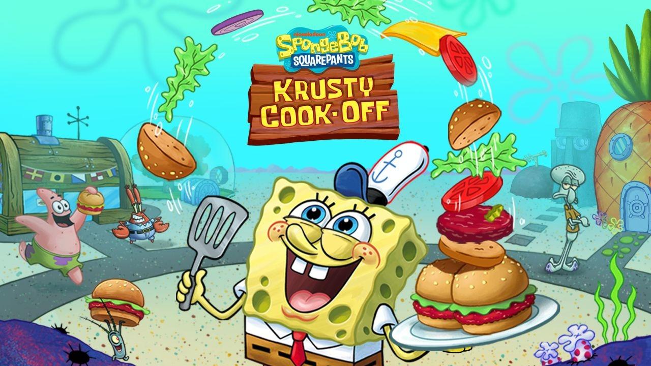 SpongeBob: Krusty Cook-Off' Game Surpasses 14 Million Pre-Registrations |  Animation World Network
