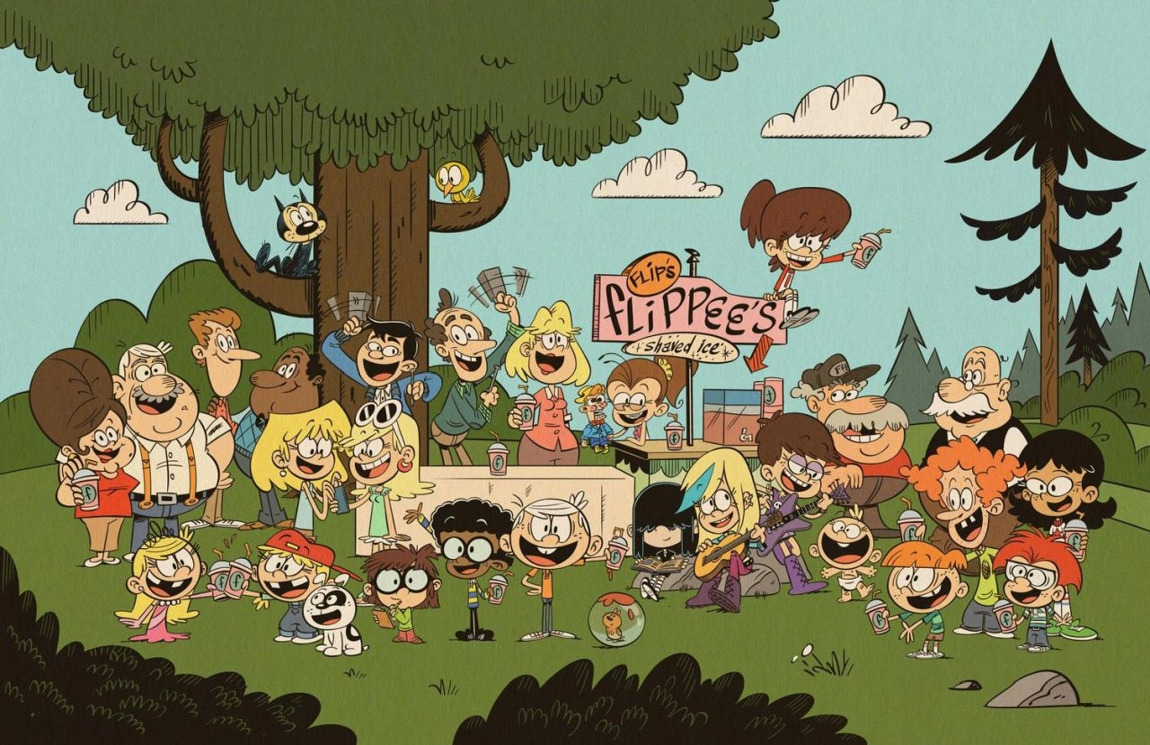 Executive Producer Mike Rubiner Talks The Loud House 100th Episode Animation World Network