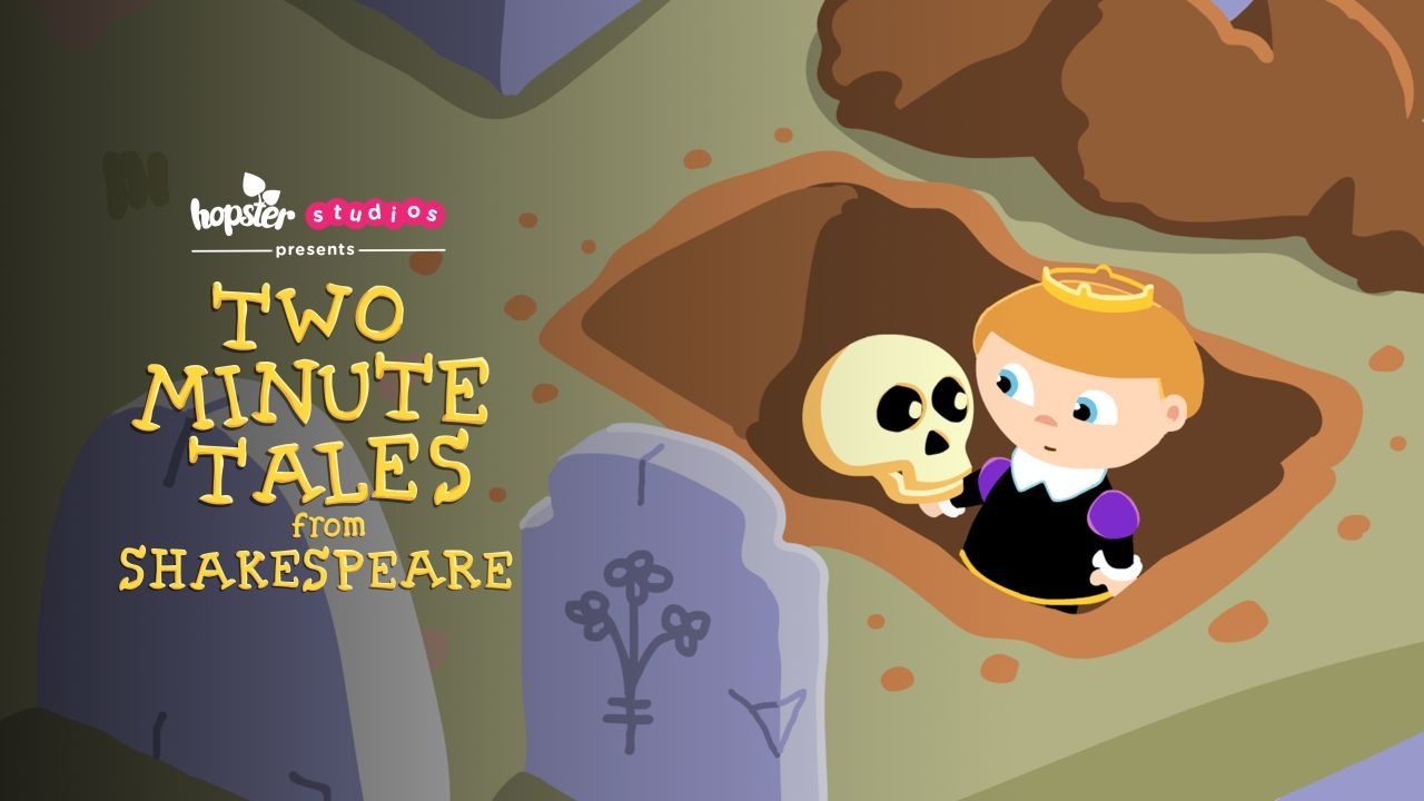 Hopster S Two Minute Tales From Shakespeare Now Streaming Animation World Network
