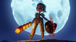 Netflix Drops Sneak Peek Images from Jorge Gutiérrez's 'Maya and the Three'