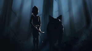 'Little Wolf: The Night Trail': A Coming-of-Age Battle Against the Undead