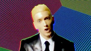 Mammal Helps Eminem Become Max Headroom for 'Rap God' Video