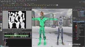 Autodesk Evolves Maya LT