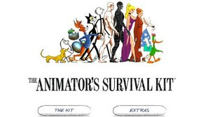 Review: The Animator's Survival Kit iPad App