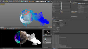 Thinkbox Announces Krakatoa for CINEMA 4D