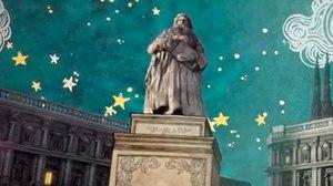 Yuko Shimizu Helps Animate 'Sky Watcher' for Trussardi
