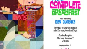 iam8bit to Host Ben Butcher Exhibit