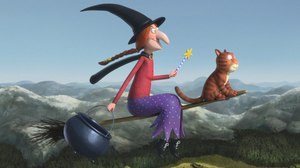 Max Lang and Jan Lachauer Talk 'Room on the Broom'