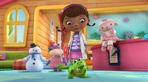 Disney Junior Launches 'Doc McStuffins' App for Android, Kindle