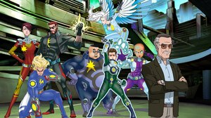 Stan Lee's 'Mighty 7' Set to Premiere Feb. 1