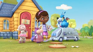 Disney Junior Picks Up New Seasons of 'Sofia,' 'Jake' and 'Doc McStuffins'