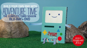 'Adventure Time: The Complete Third Season' Heads to Disc February 25