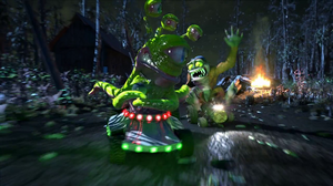 "Clockwork VFX Helps Toys ""R"" Us Win the Monster 500"