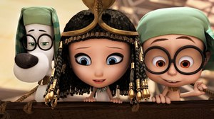 Fox Releases New Trailer and Clip for 'Mr. Peabody & Sherman'