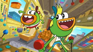 Nickelodeon Announces Brand-New Animated Series 'Breadwinners'